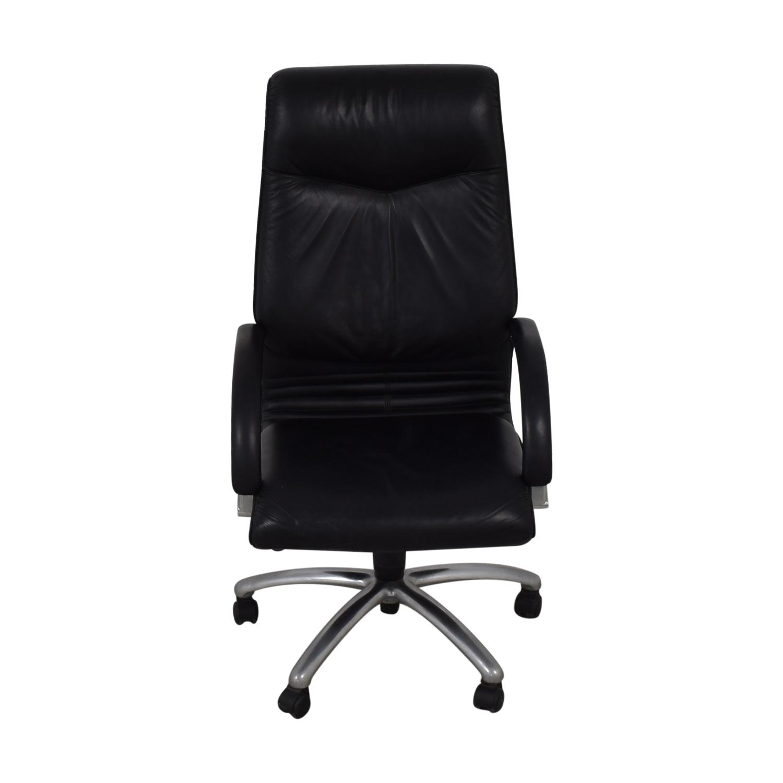 buy Leyform Elegant Executive Leather Office Chair
