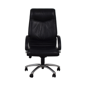 Leyform Elegant Executive Leather Office Chair discount