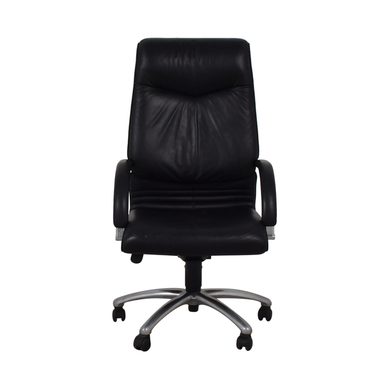 Leyform Elegant Executive Leather Office Chair coupon