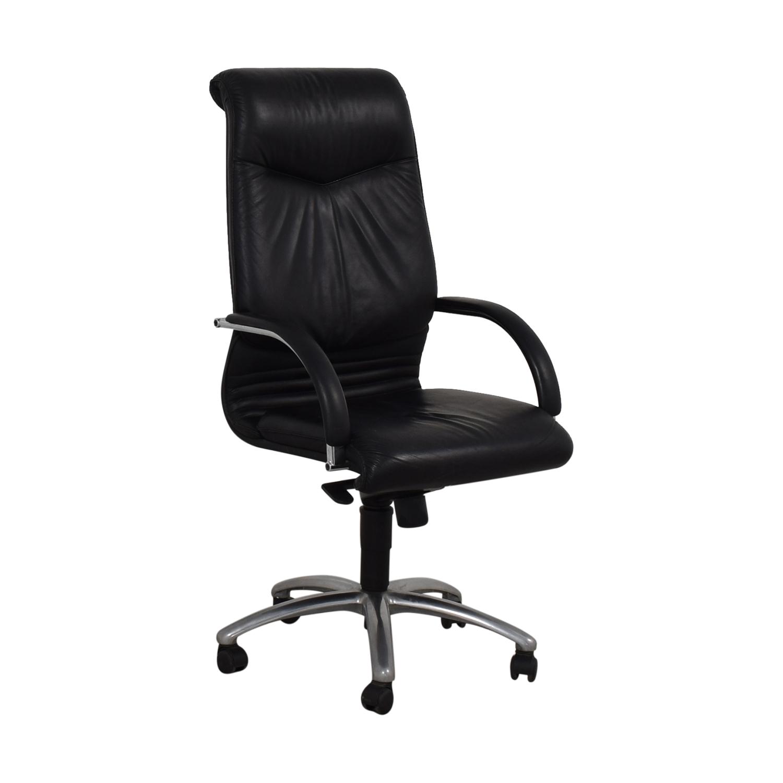 Leyform Elegant Executive Leather Office Chair nyc