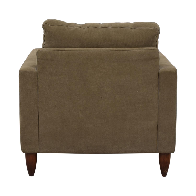 Crate & Barrel Crate & Barrel Accent Chair coupon