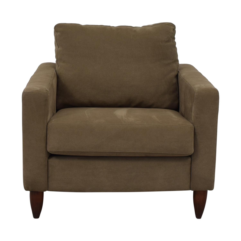 Crate & Barrel Crate & Barrel Accent Chair discount