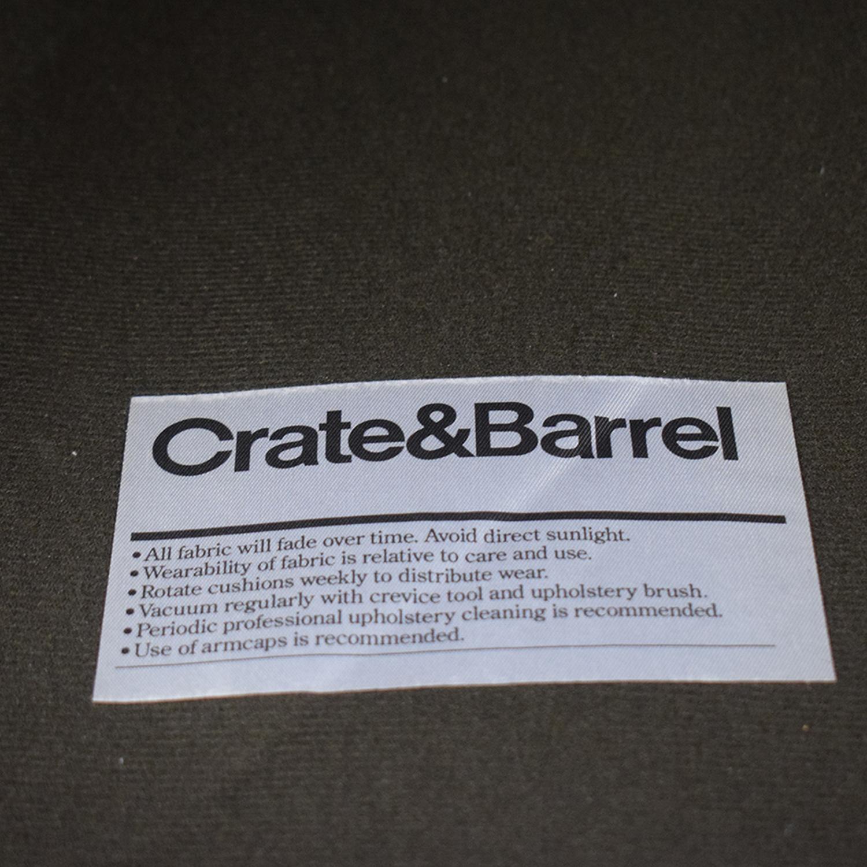 Crate & Barrel Crate & Barrel Accent Chair dimensions