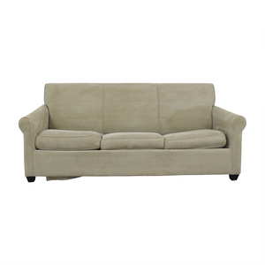 Crate & Barrel Crate & Barrel Gaines Full Sleeper Sofa price