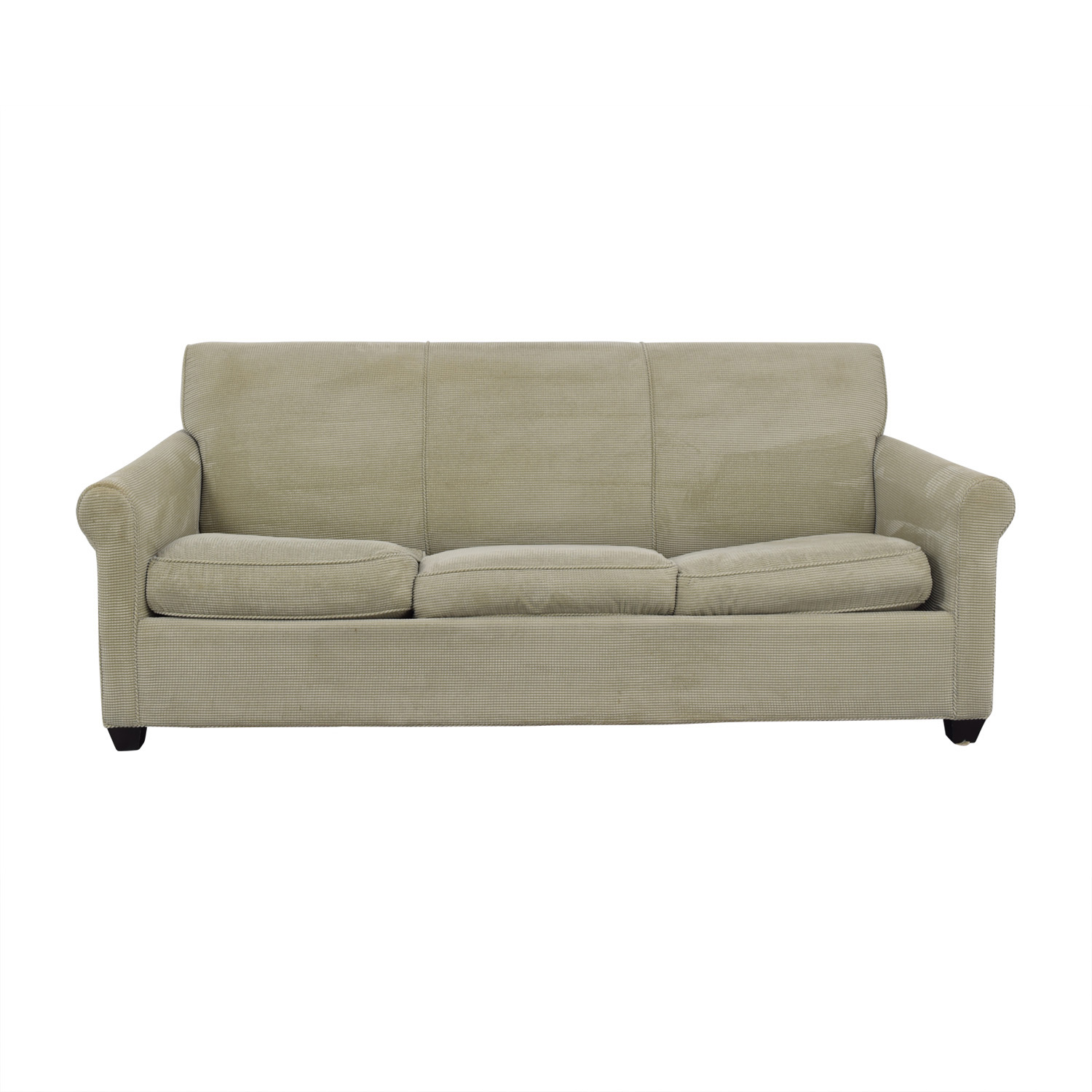 Crate & Barrel Crate & Barrel Gaines Full Sleeper Sofa Sofas