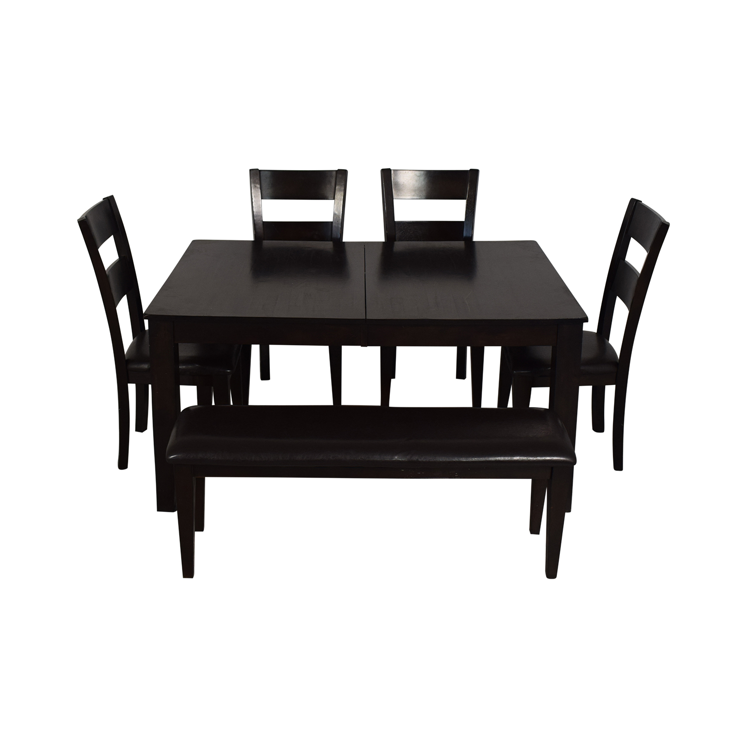 56% OFF   Raymour U0026 Flanigan Raymour U0026 Flanigan Kona Six Piece Dining Set /  Tables