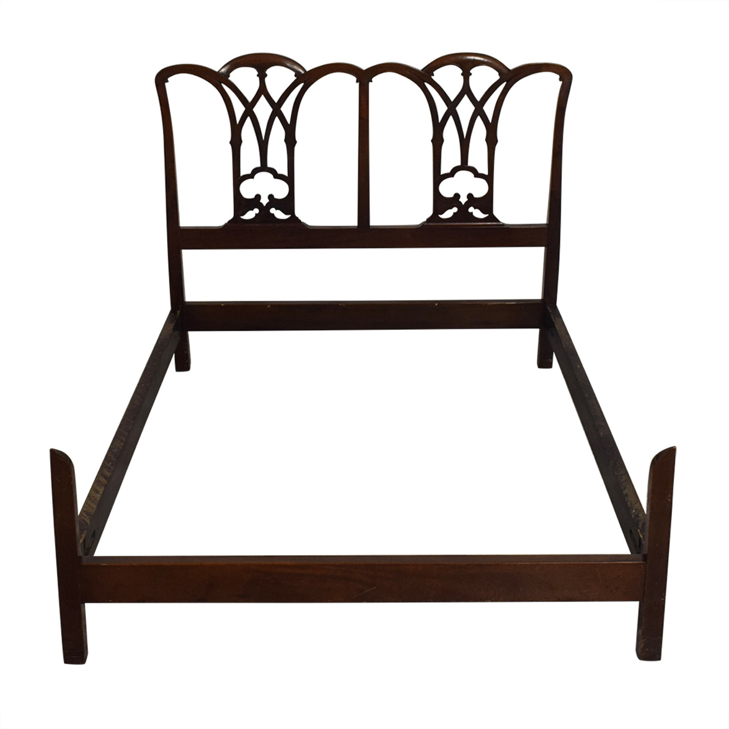 shop  Virginia Craftsman Vintage Full Bed Frame online