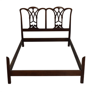 Virginia Craftsman Vintage Full Bed Frame for sale
