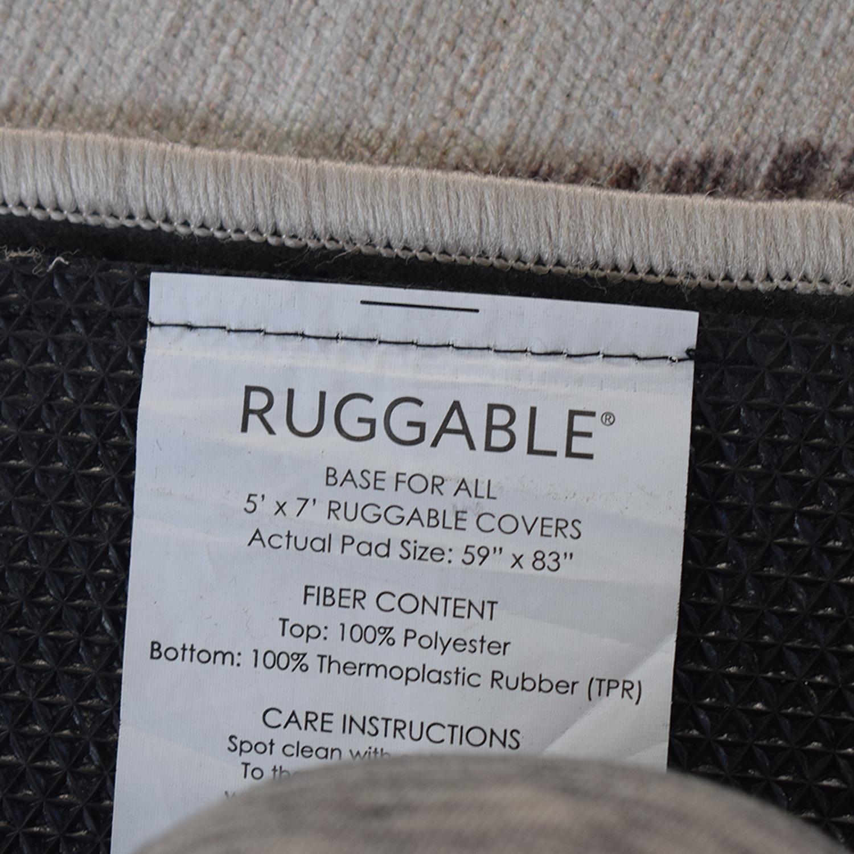 Ruggable Ivory Rug price