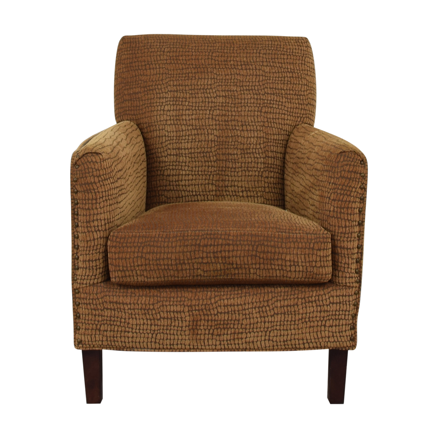 shop Sam Moore Multi-Colored Accent Chair Sam Moore