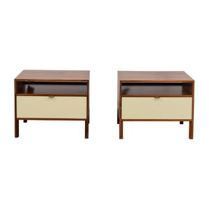 Giorgetti Giorgetti by Chi Wing Lo Mea Bedside Cabinets nyc