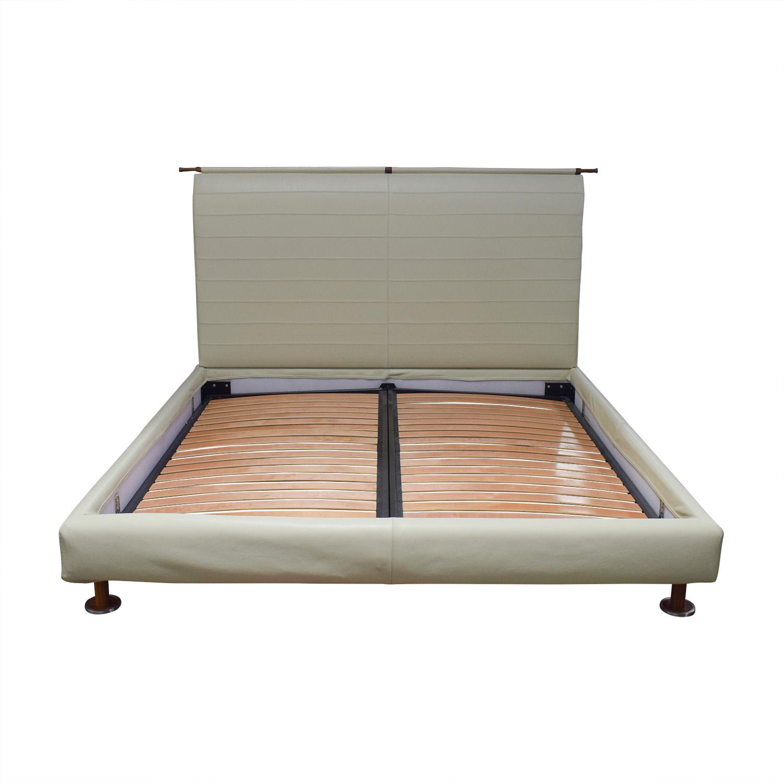 Giorgetti Giorgetti Kao King Bed Frame