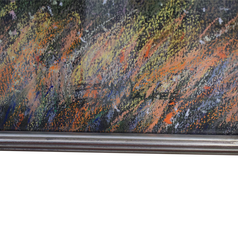 Dean Walker A Touch of Ireland Framed Wall Art