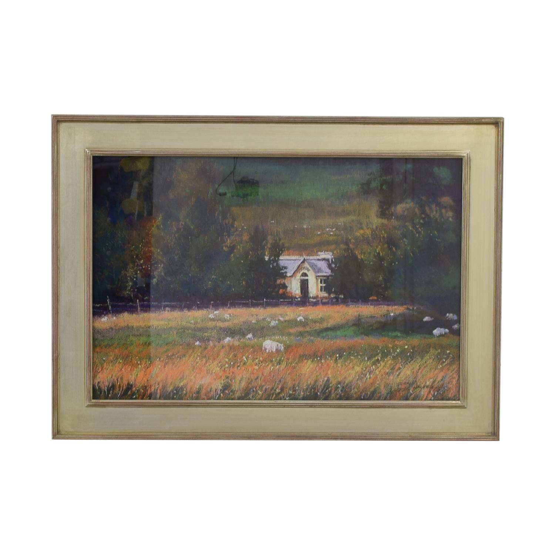 Dean Walker A Touch of Ireland Framed Wall Art coupon