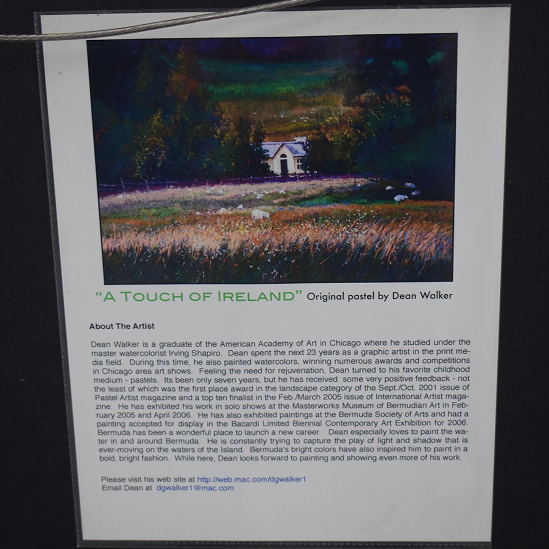 Dean Walker A Touch of Ireland Framed Wall Art Wall Art