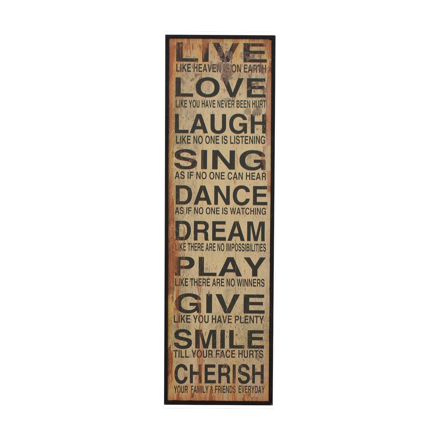 buy Words of Life Framed Wall Art  Wall Art
