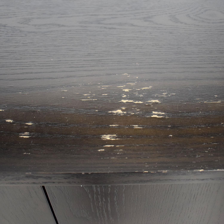 West Elm West Elm Wood Bar Cabinet Tables