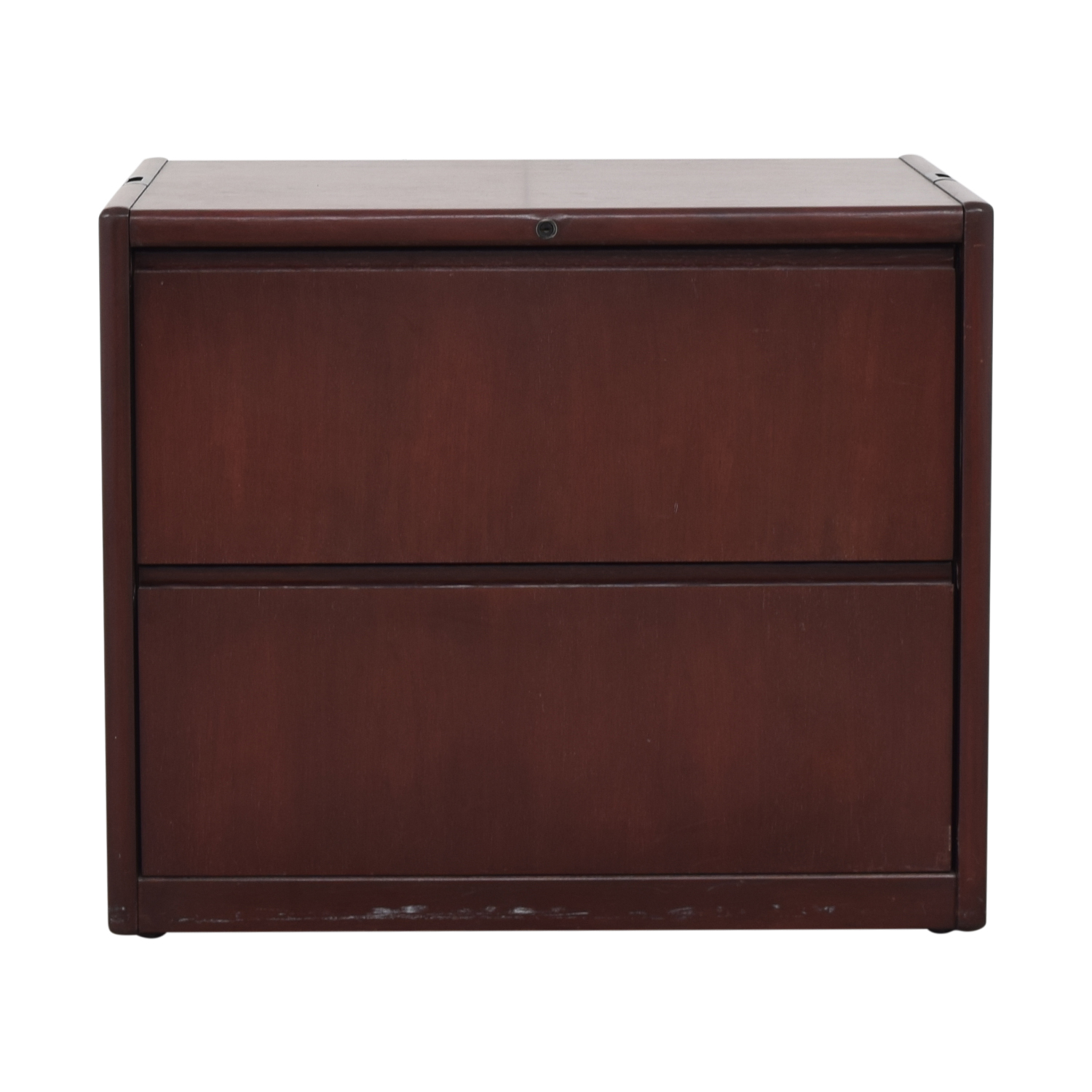 Two-Drawer Filing Cabinet nj