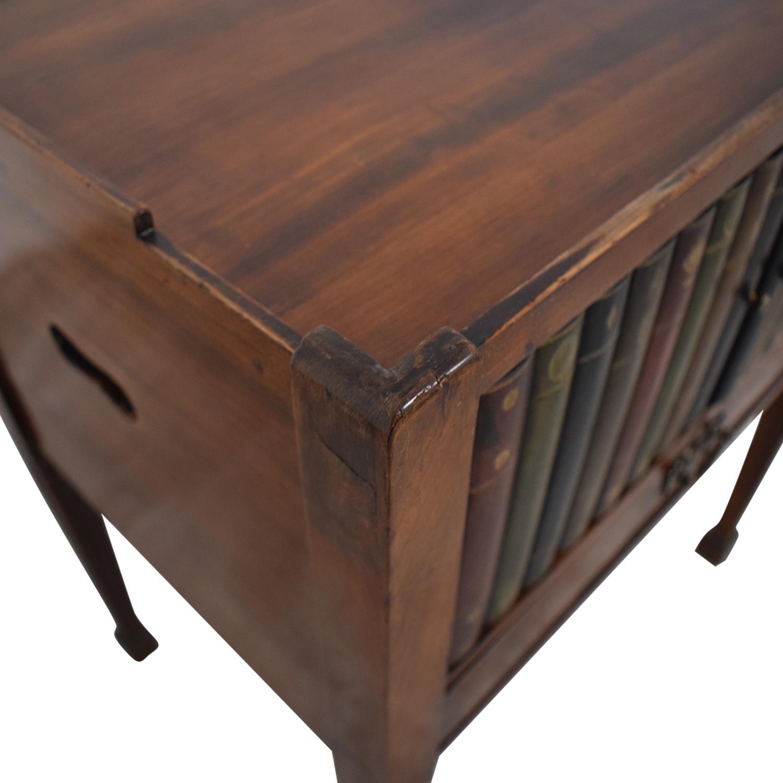 shop Vintage End Table  Tables