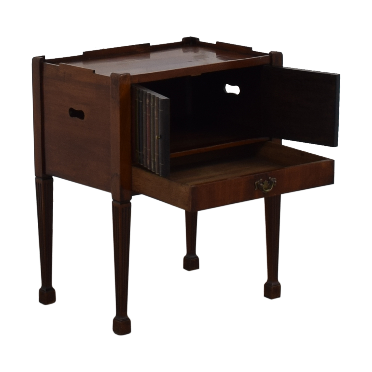Vintage End Table / End Tables