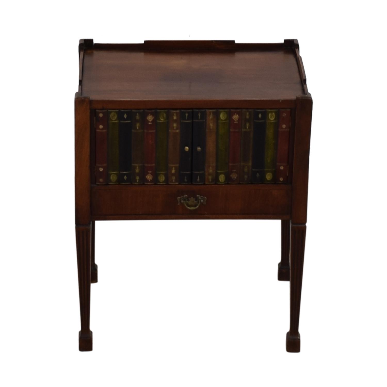 shop Vintage End Table