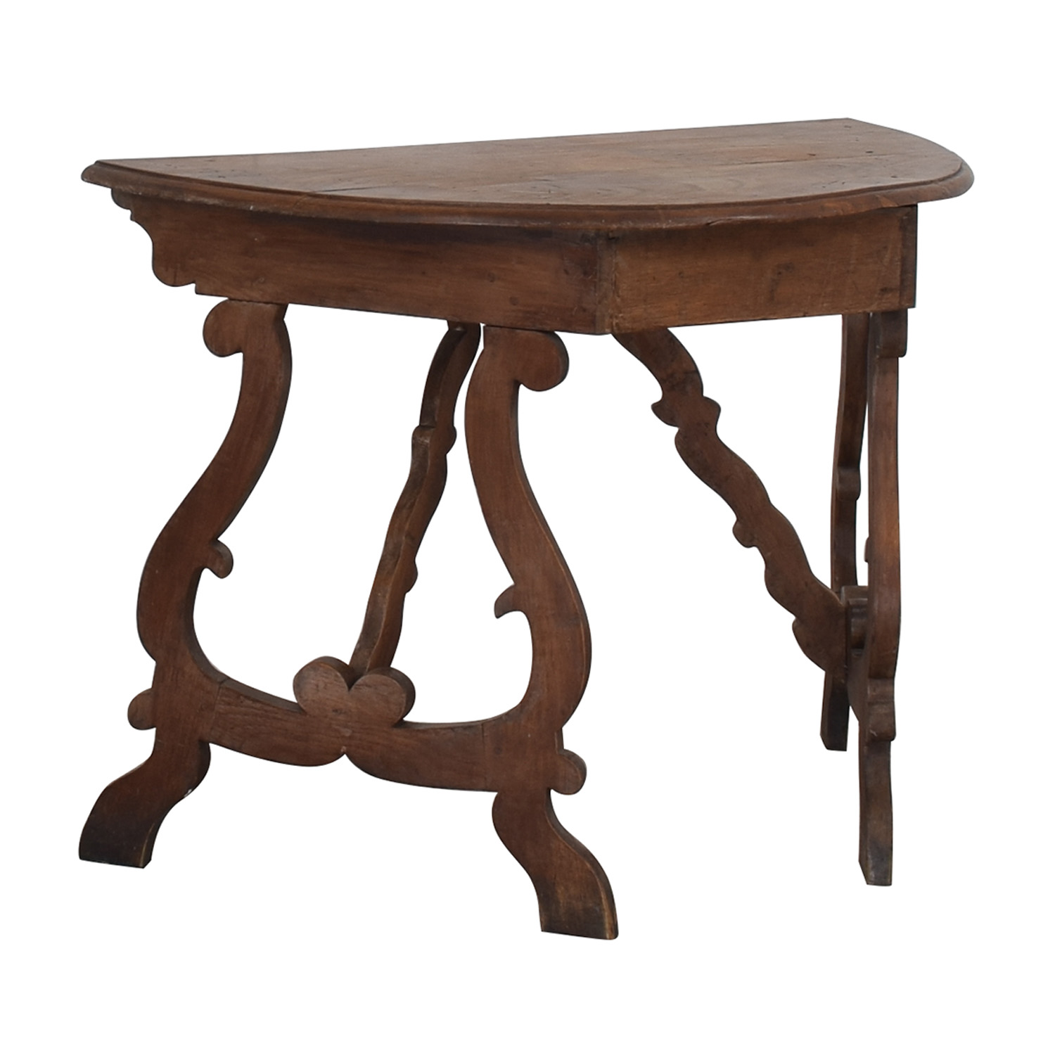 Rustic Entry Table discount