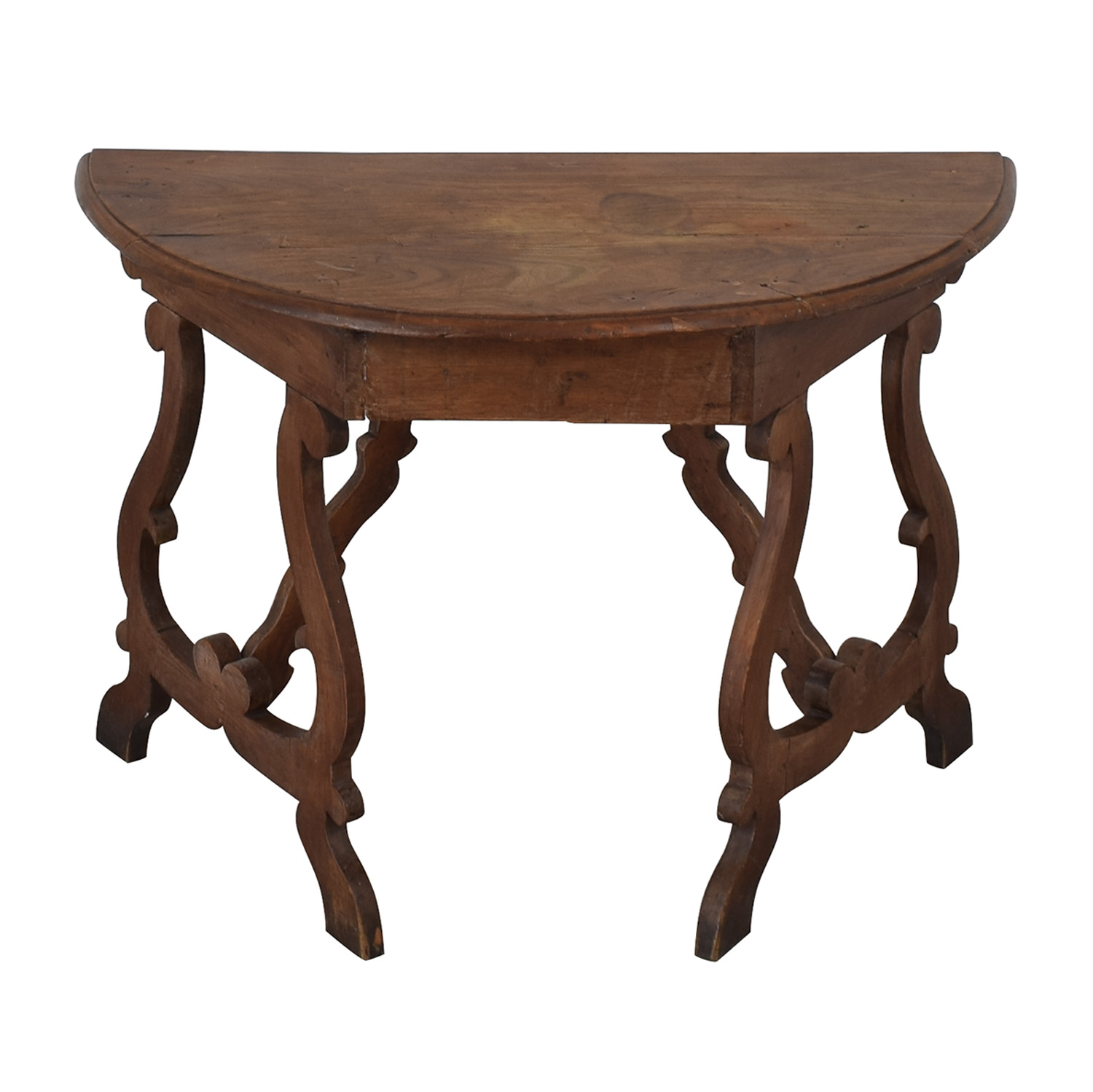 shop Rustic Entry Table