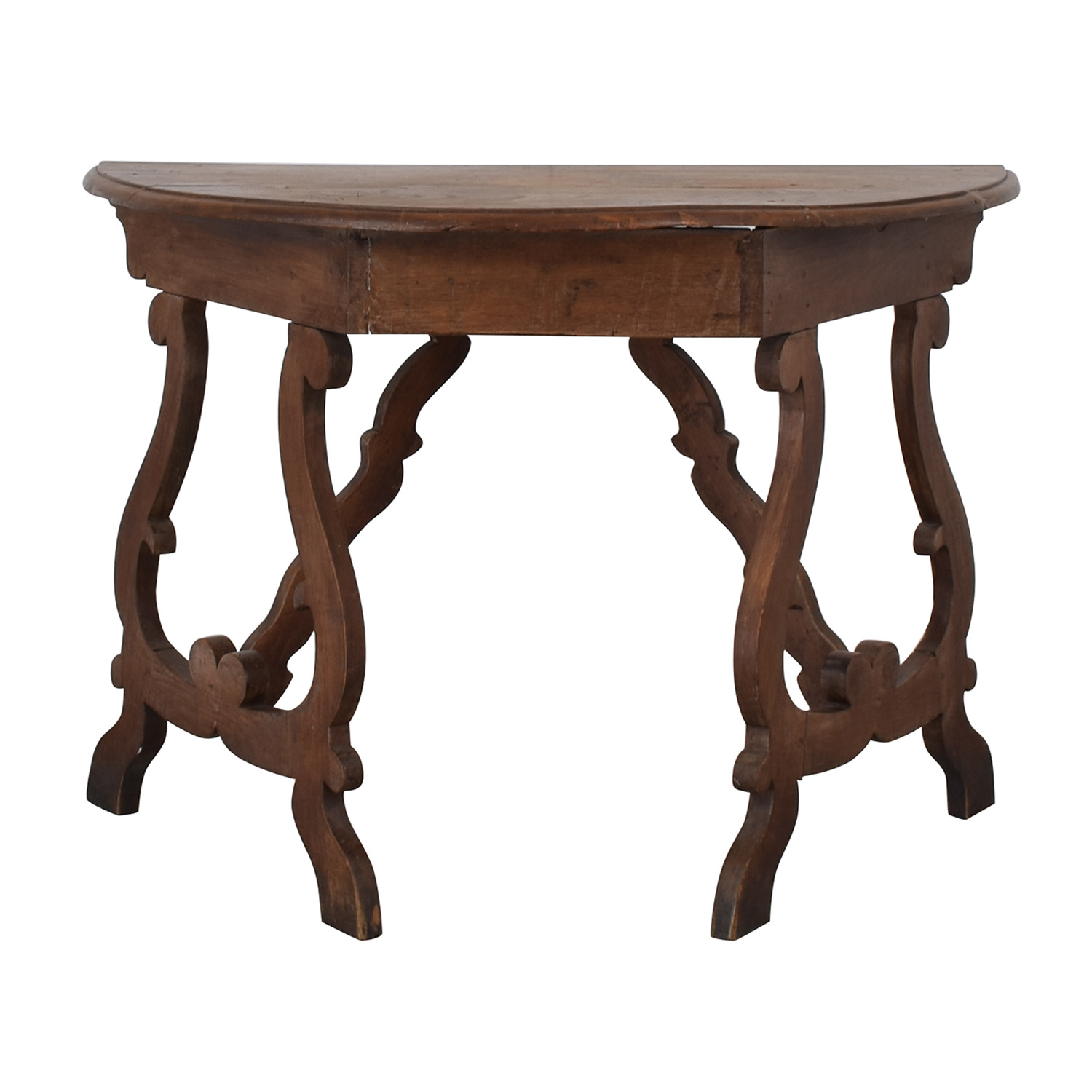 Rustic Entry Table on sale
