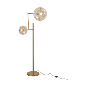 West Elm West Elm Brass Floor Lamp dimensions