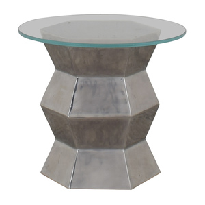 Glass End Table coupon