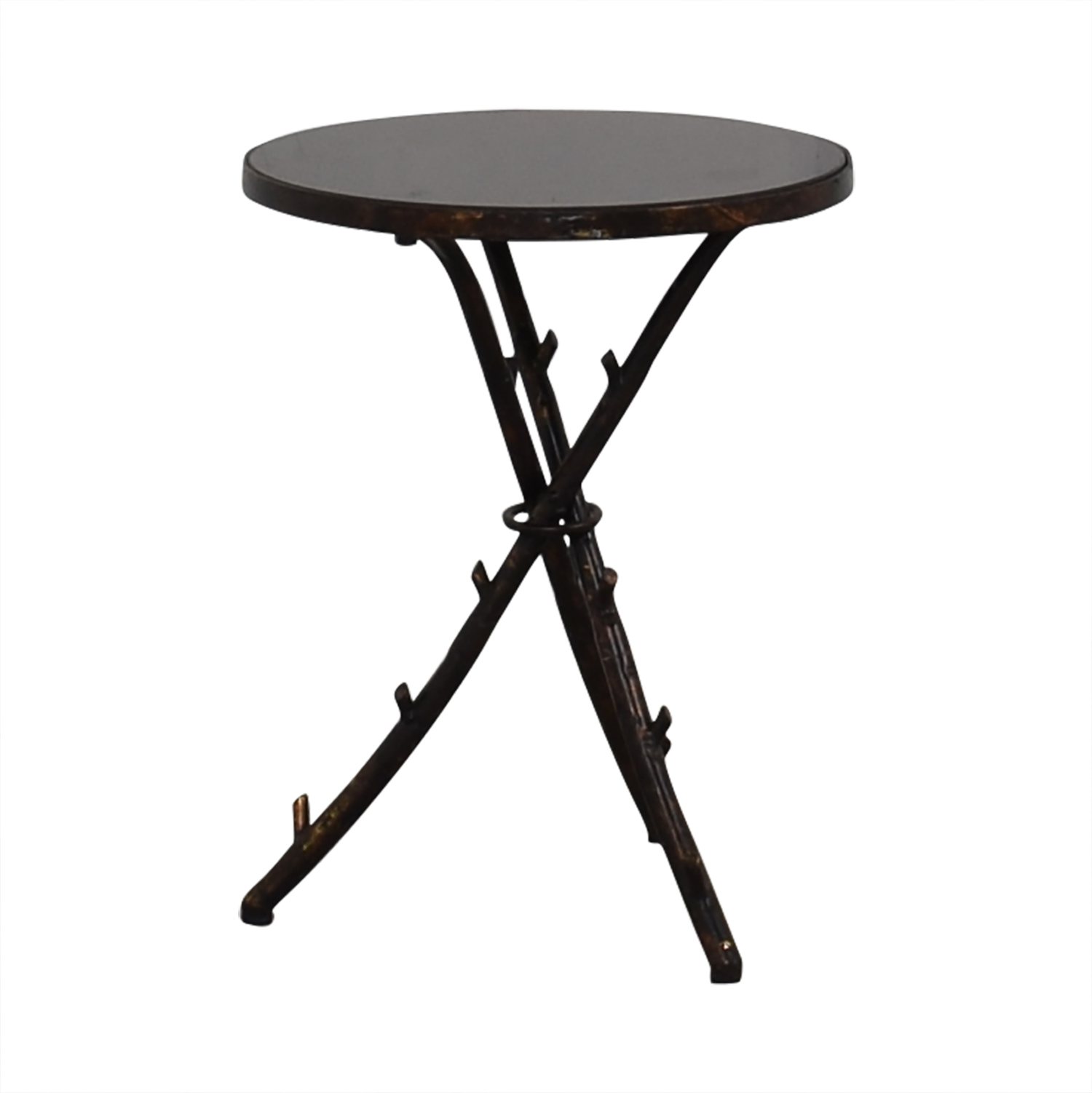 shop Rustic Accent Table