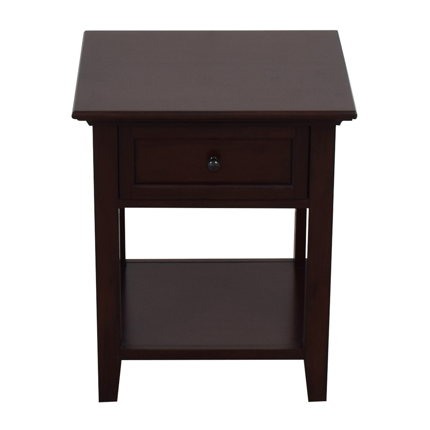 73 Off Pottery Barn Pottery Barn Hudson One Drawer Nightstand Tables