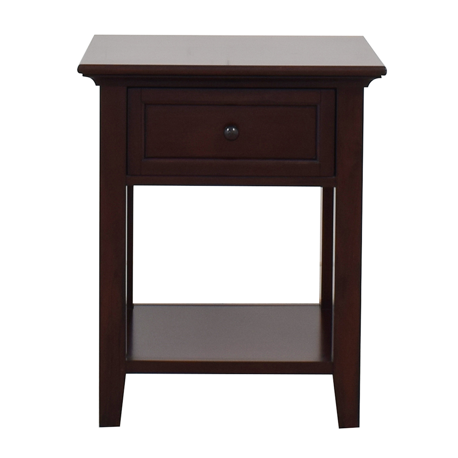 Pottery Barn Pottery Barn Hudson One-Drawer Nightstand nyc