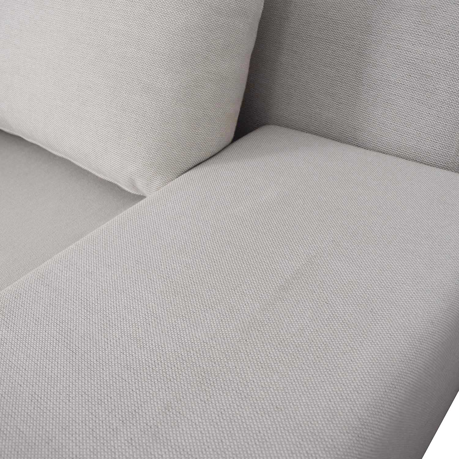 Viccarbe Viccarbe White Sectional price