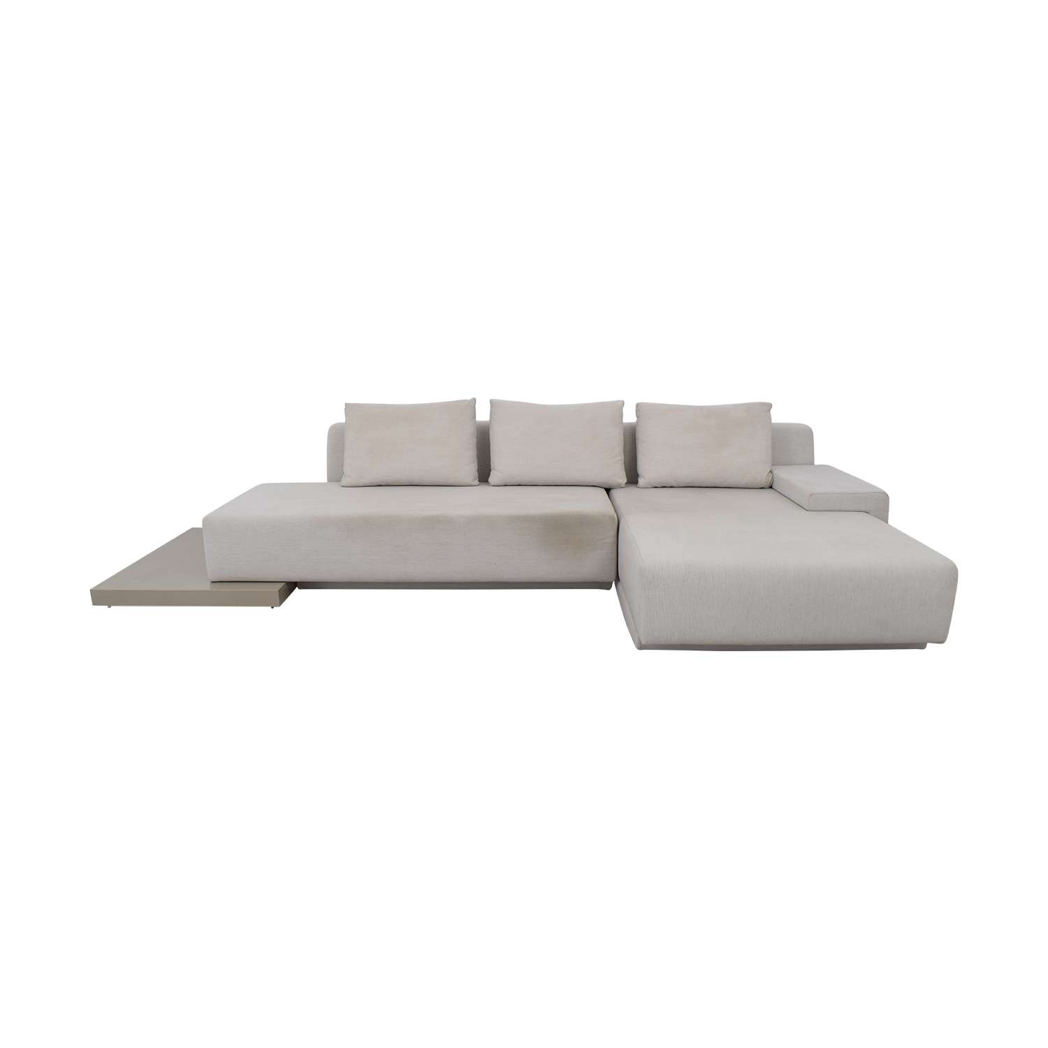 Viccarbe Viccarbe White Sectional nj
