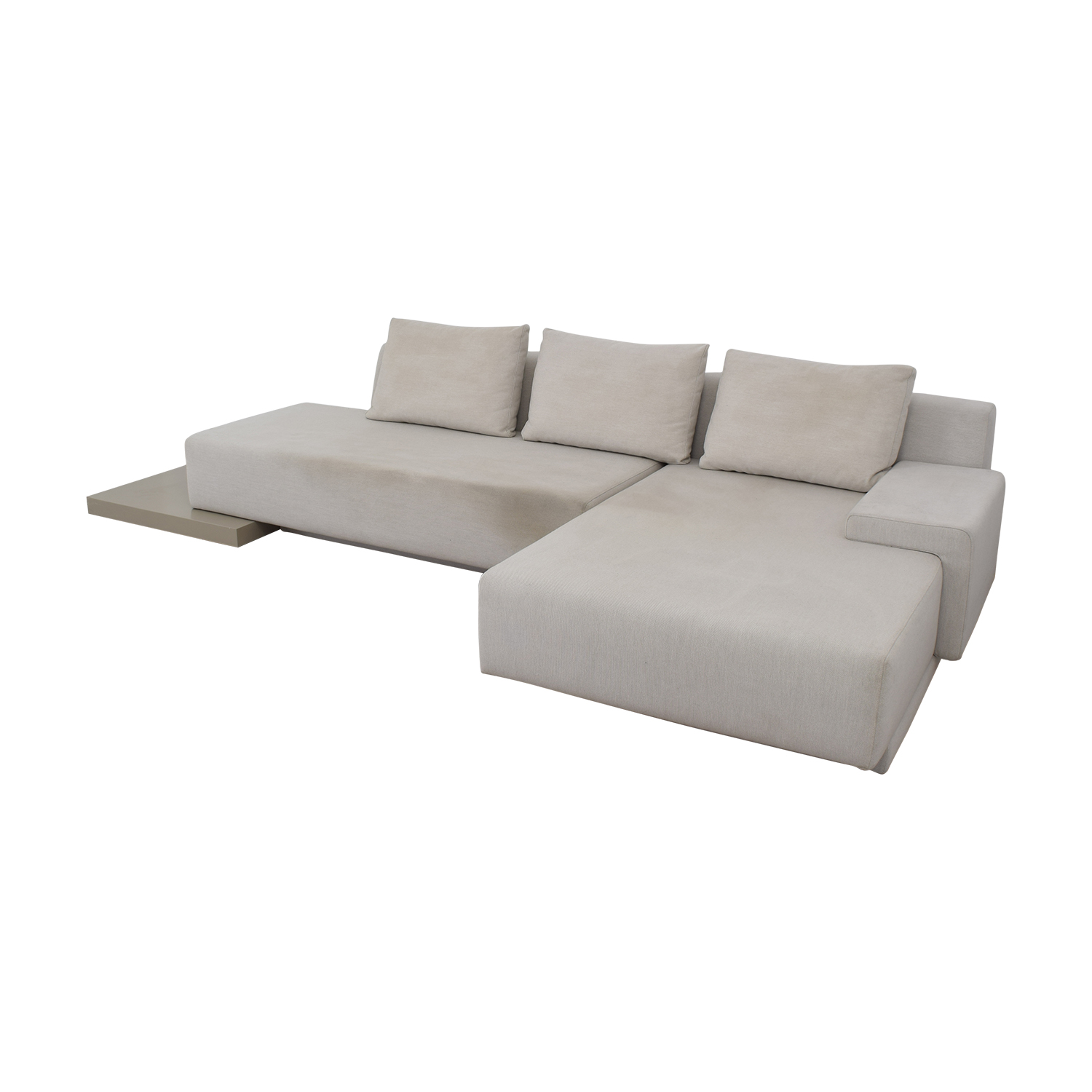 Viccarbe White Sectional Viccarbe