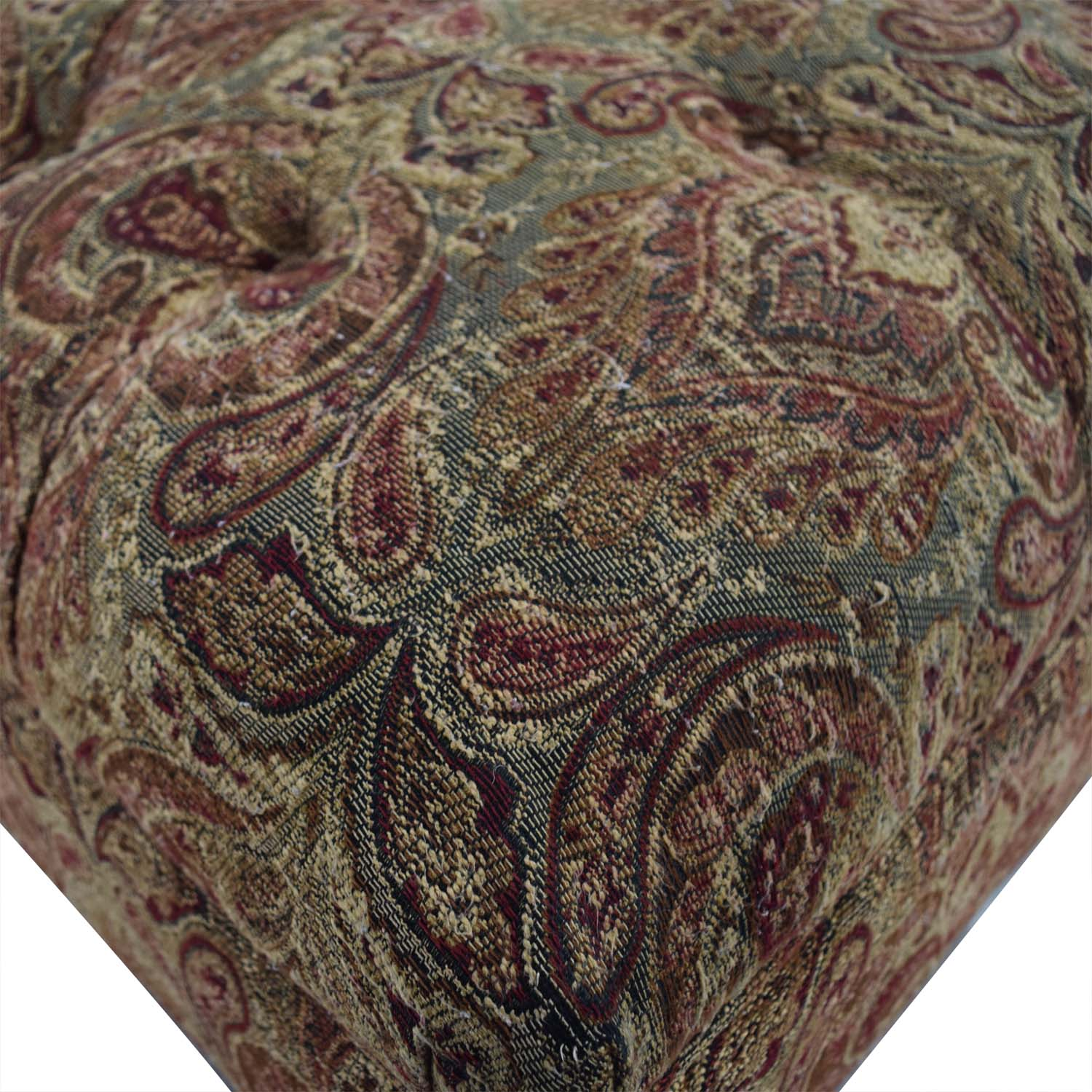 Upholstered Ottoman dimensions