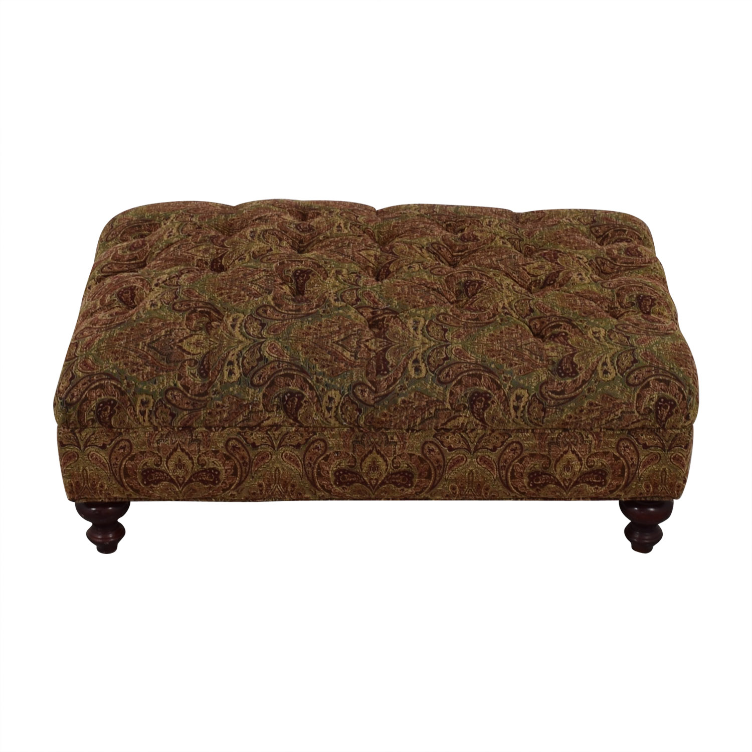 Upholstered Ottoman / Chairs