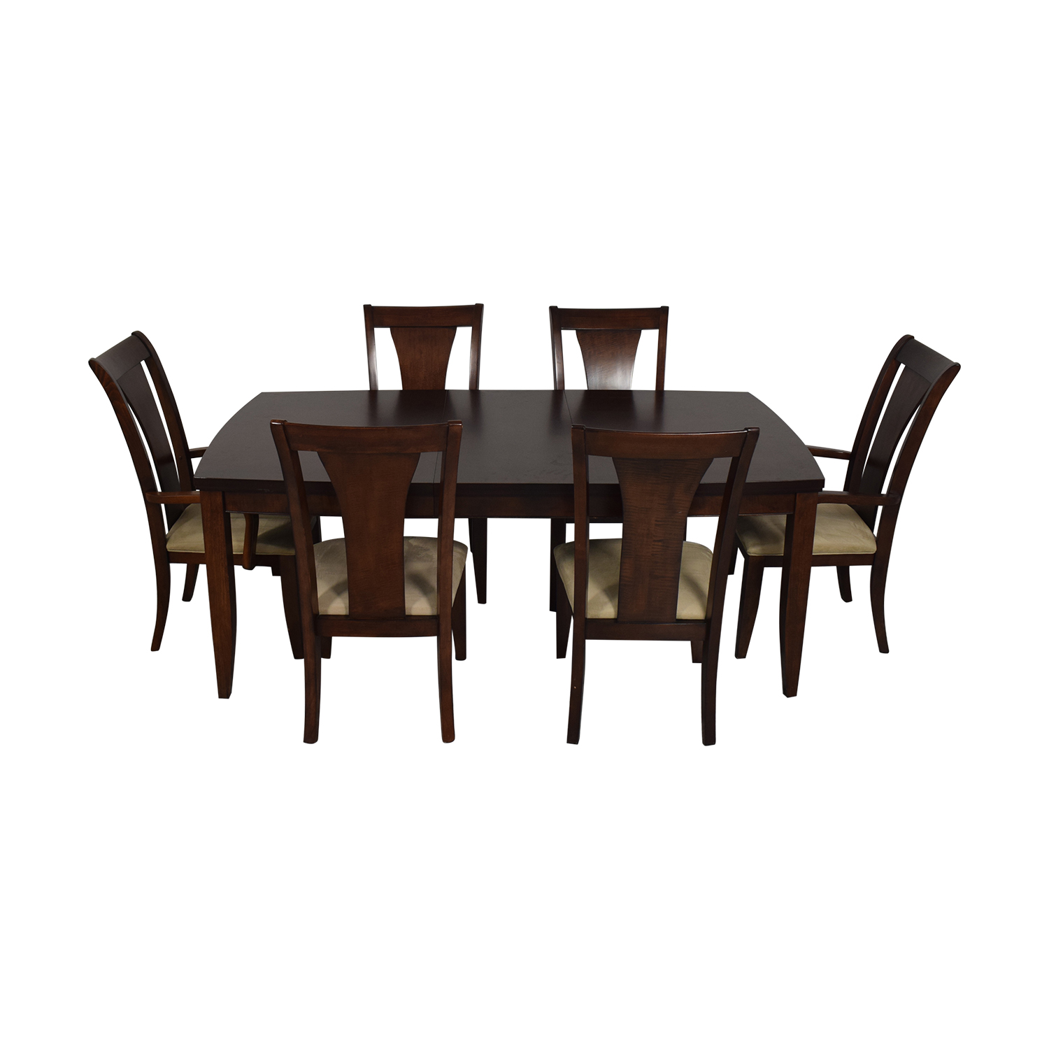 Macy's Wood Extentable Dining Set / Dining Sets