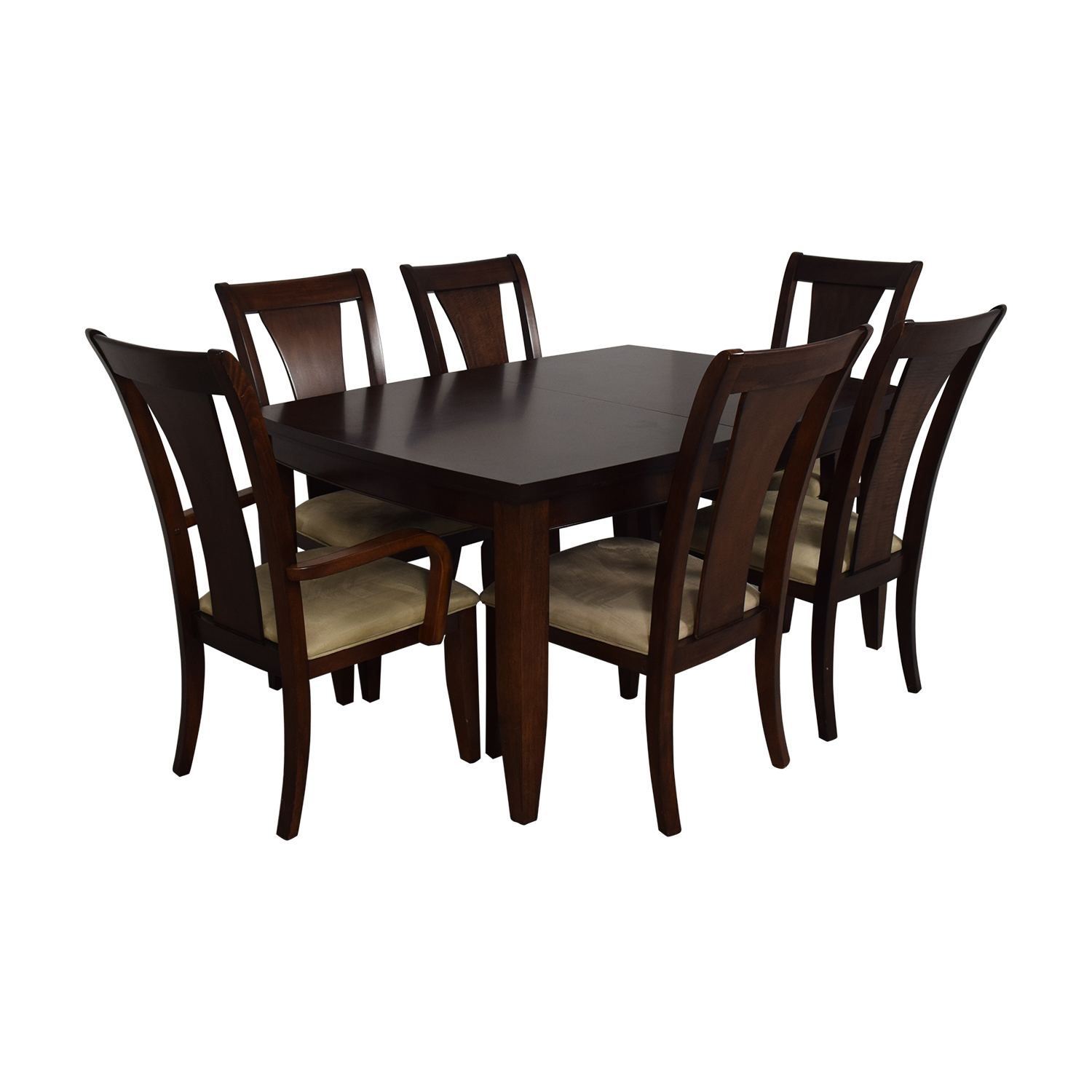 shop Macy's Wood Extentable Dining Set Macy's Tables