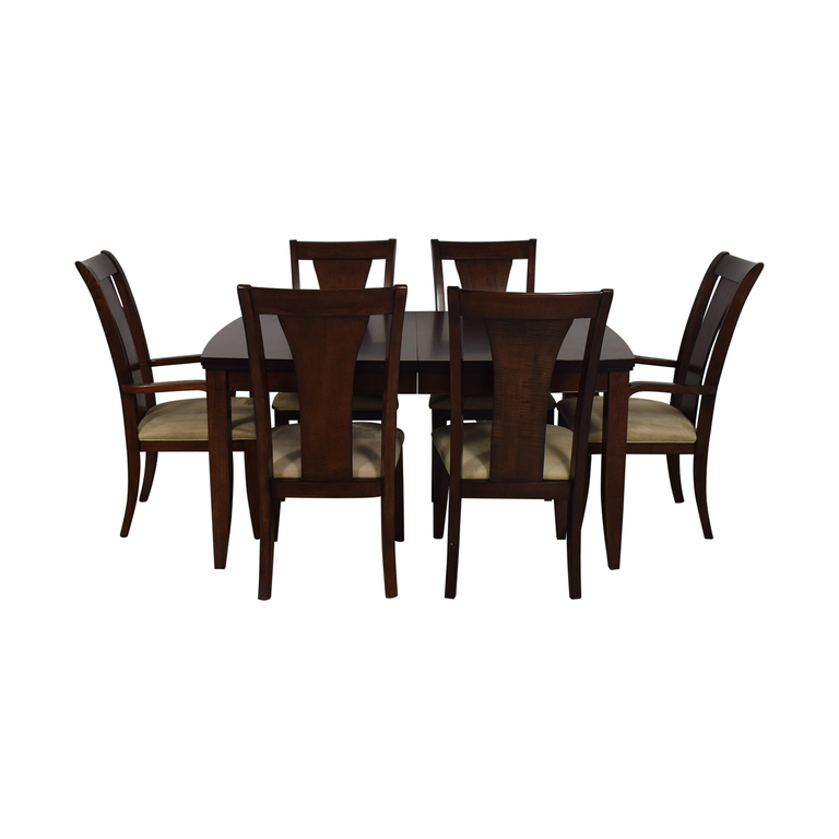 buy Macy's Wood Extentable Dining Set Macy's