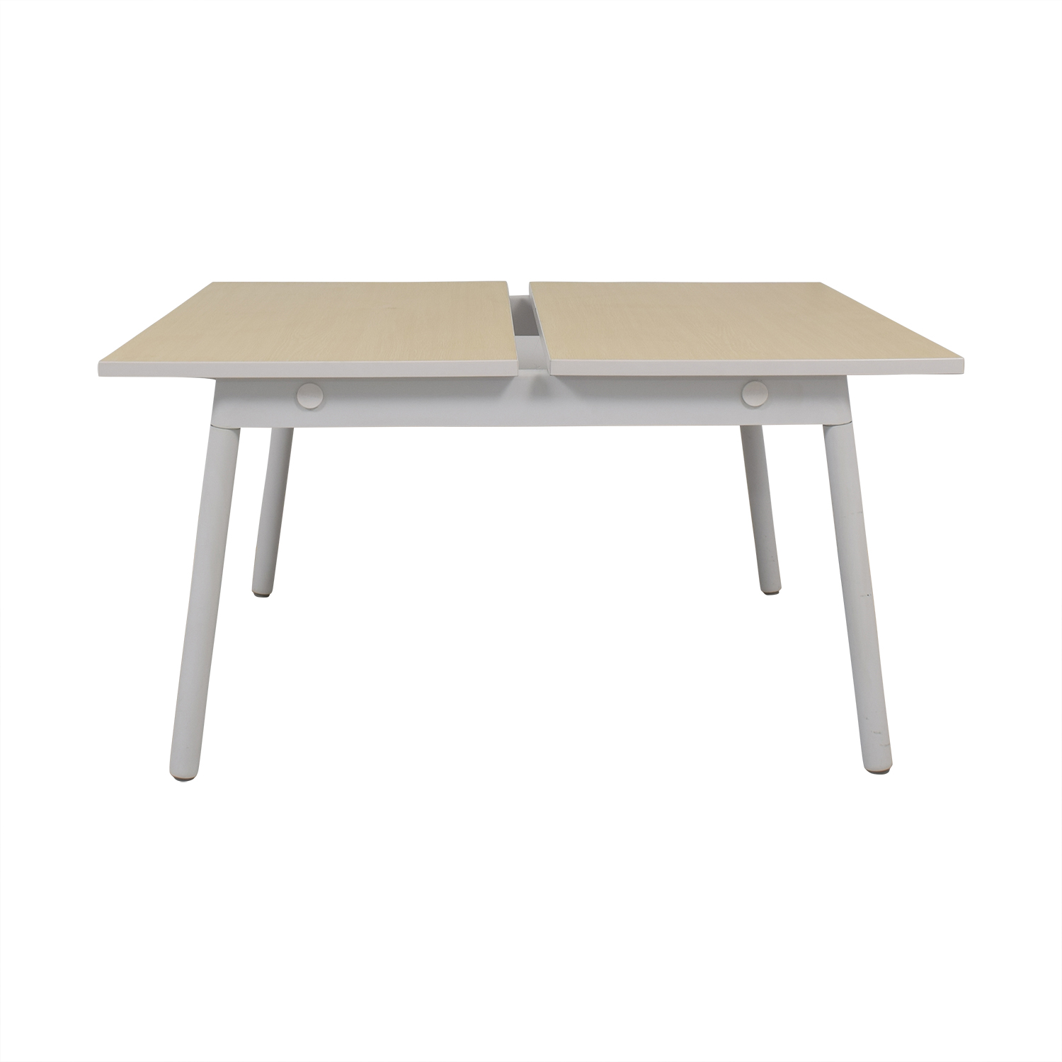 Poppin Poppin Series A Double Desk