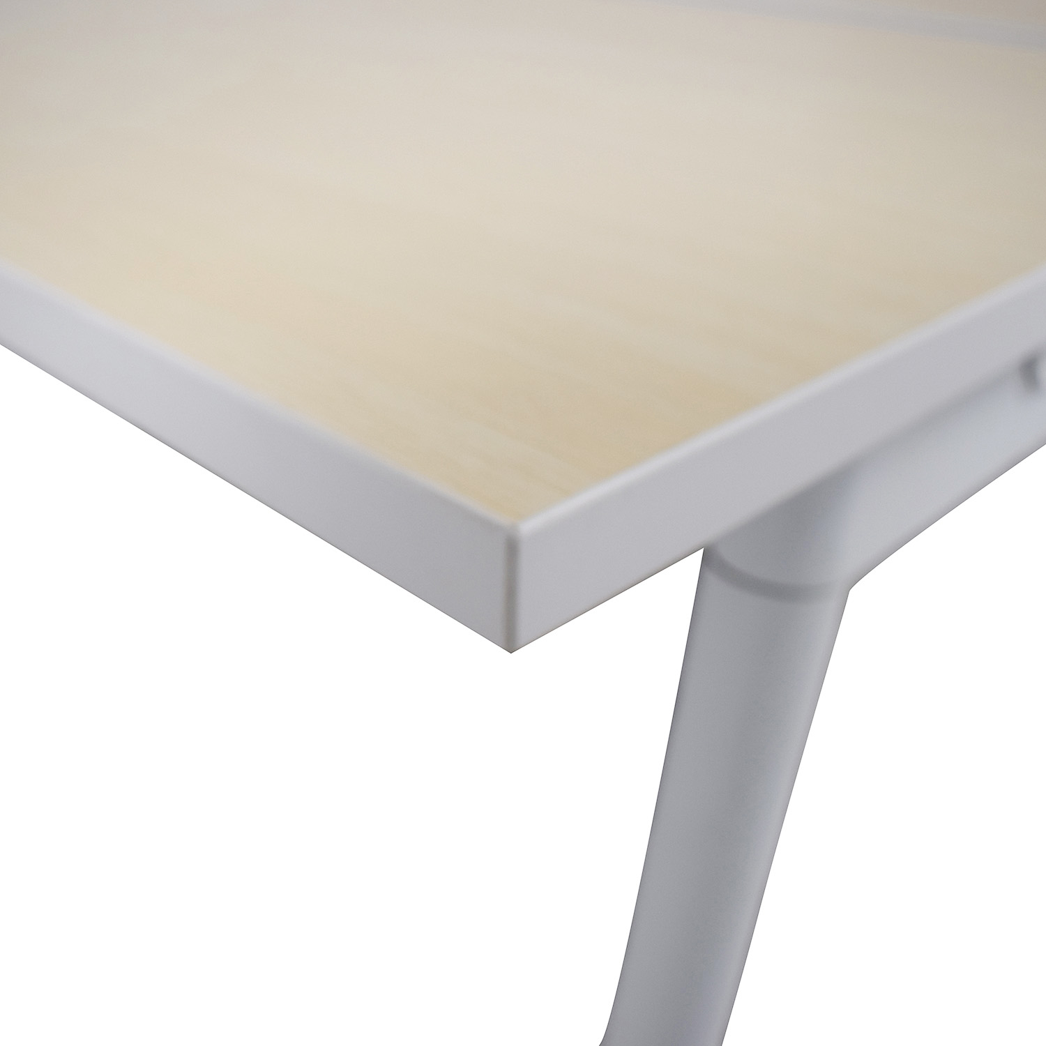 Poppin Poppin Series A Double Desk on sale