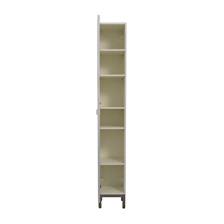 IKEA IKEA LILLÅNGEN High One-Door Cabinet dimensions
