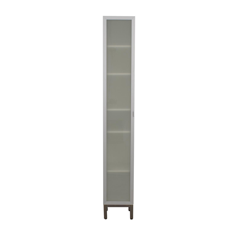 IKEA IKEA LILLÅNGEN High One-Door Cabinet second hand