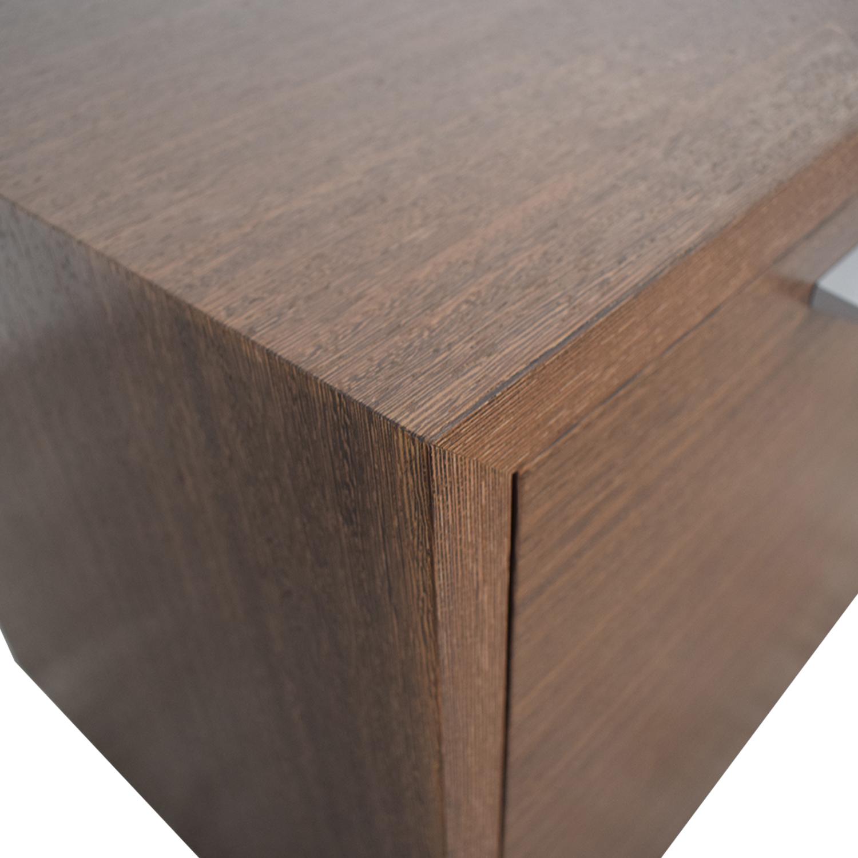 Design Within Reach Design Within Reach Credenza Sideboard brown