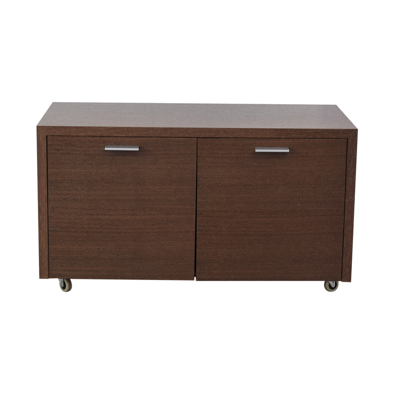 shop Design Within Reach Credenza Sideboard Design Within Reach Storage