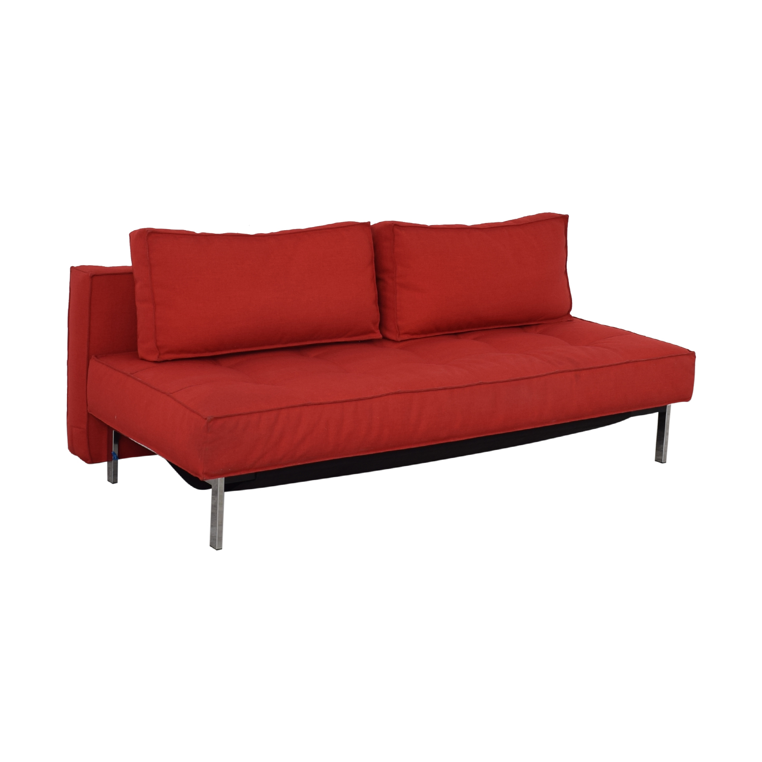 71 Off Innovation Living Innovation Living Red Tufted