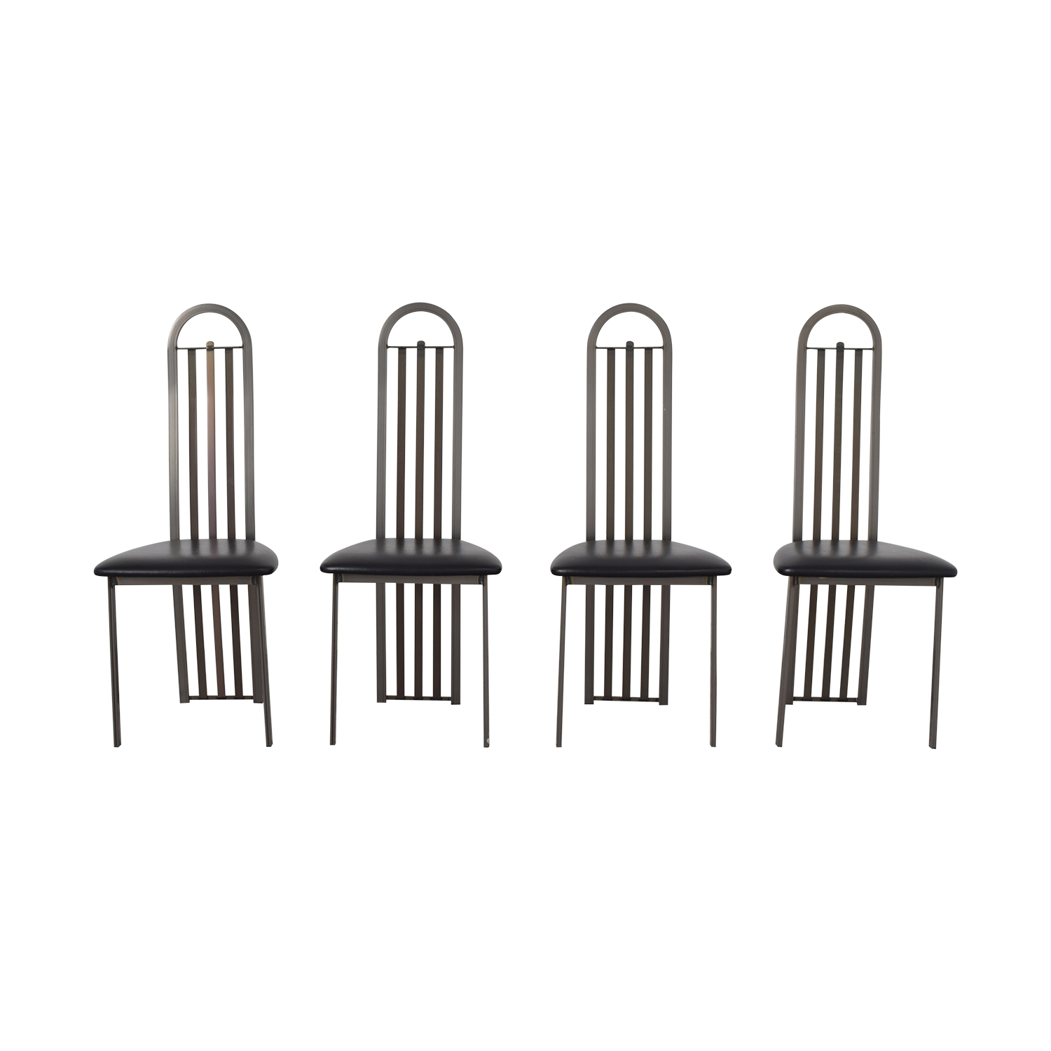 Amisco Slat Back Dining Chairs sale
