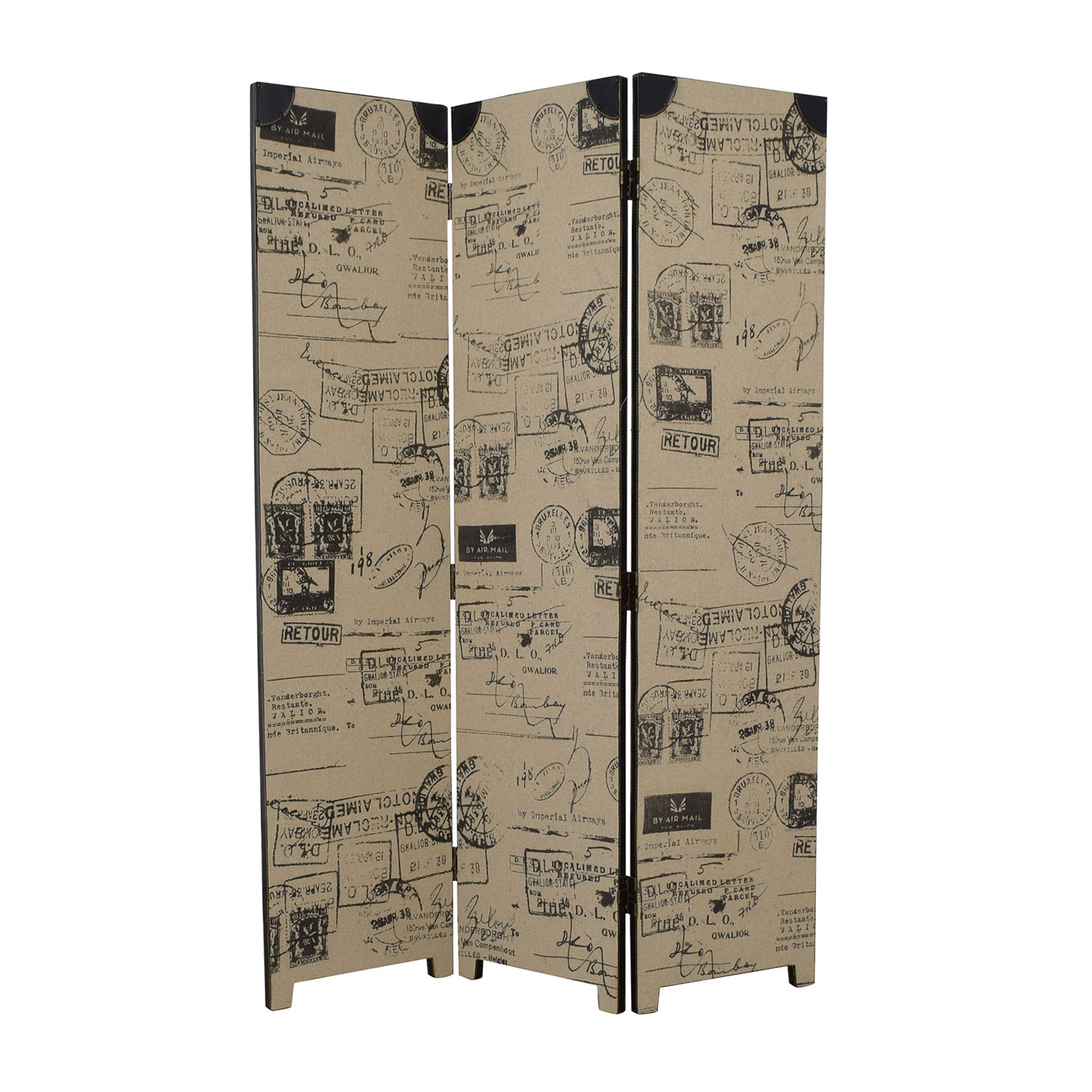 shop Pier 1 Graphic Floor Screen Pier 1 Dividers